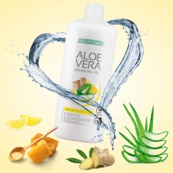 Aloe Vera mit 5 bewährten Extrakten