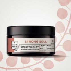 LR Strong Soul Body Cream