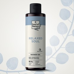 Shower Gel Relaxed Soul Of Nature