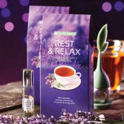 LR Relax Lavendel Geschenk-Set