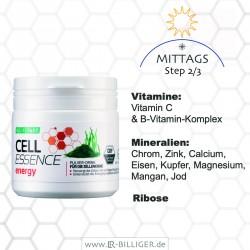LR Cell Essence energy zum Mittag