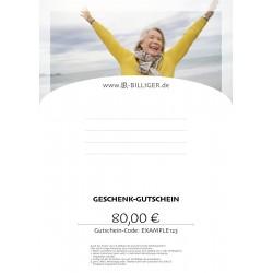 Geschenk-Gutschein LR