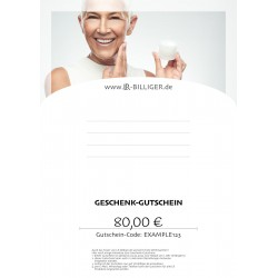 Geschenk-Gutschein LR Gesichtspflege Creme